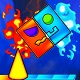 6932_Fire_And_Water_Geometry_Dash
