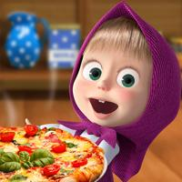 Masha And The Bear Pizzeria