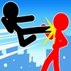 Stickman Fighter Mega Brawl