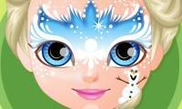 444_Baby_Frozen_Face_Painting