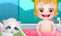 910_Baby_Hazel:_Spa_Bath