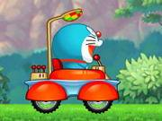 Doraemon-Rage-Car