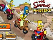 578_Simpsons_Family_Race