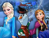 834_Elsa_and_Anna_Building_Olaf_Sven