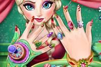 374_Elsa_Christmas_Manicure