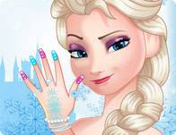 Elsa-Great-Manicure