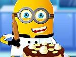 772_Minion_Cooking_Banana_Cake
