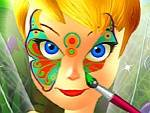 Tinkerbell-Spring-Face-Painting