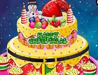 404_Creamy_Christmas_Cake_Decorations